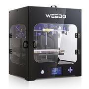 3D Printer Desktop by WEEDO M2 Metal Frame Structure Fully Enclosed
