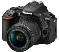 *SAVE £110* NIKON D5600 DSLR Camera with DX 18-55 Mm f/3.5-5.6G VR Lens