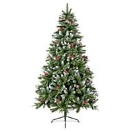 Premier Decorations 1.8m New Jersey Spruce Tree