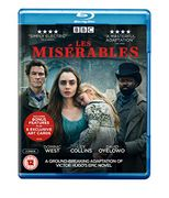 Best Ever Price! BBC Les Miserables Blu-Ray