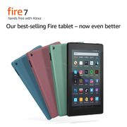 "£15 off - All-New Fire 7 Tablet | 7"" Display, 16 GB"