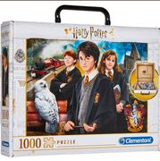 WARNER BROS 1000 Piece Harry Potter Puzzle Game - Save £7!