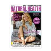 3 Natural Health Issue for £6!
