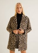 Leopard Coat On Sale From £89.99 to £39.99