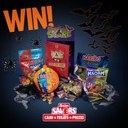 Win a Halloween Sweet Bundle