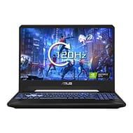 ASUS TUF FX505 15.6 Inch Full HD 120 Hz Gaming Laptop (Black)
