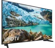 "SAMSUNG 50"" Smart 4K Ultra HD HDR LED TV + FREE 6 Months Spotify Premium"