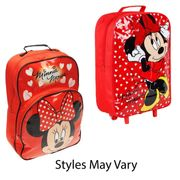 Minnie Mouse Trolley Bag - Only £9.99!