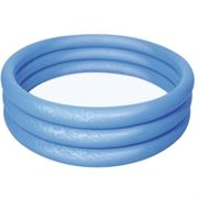5ft Inflatable Paddling Pool - Blue