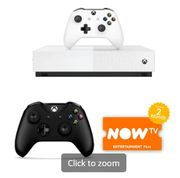 Xbox One S All Digital Edition with Black Xbox One Controller £239.98