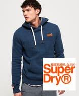 Up to 75% off Superdry - Men's, Women's, Accessories & Footwear