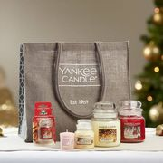 *HALF PRICE* Yankee Candle Festive Goodie Bag Gift Set