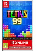 Tetris 99 + NSO UK Subscription (Nintendo Switch)