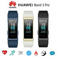HUAWEI Band 3 Pro Smart Watch GPS Bracelet Heart Rate Sleep Monitor Waterproof