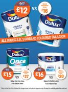 Great Deals on Dulux Paint
