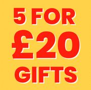 5 for £20 Gifts Sale at (IWOOT)