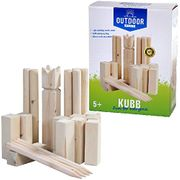 AK Sport Outdoor Play Kubb Game