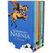 The Chronicles of Narnia - 7 Book Box Set C.S Lewis Click & Collect