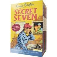 Enid Blyton - the Secret Seven - 10 Book Box Set Enid Blyton  C&c