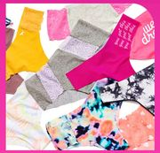 Panties 10 for £35.99 from Victoria Secret