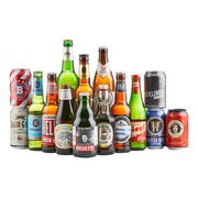 50% off Flash Sale Bottled and Canned Beers / £10 off Mixed Cases