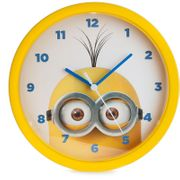 Cheap Character Minions Wall Clock on Sale From £10.99 to £4.4