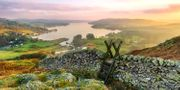 1 Night Stay with 3 Course Dinner & Breakfast in Lake District £99 / £49.50pp