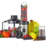 VonShef 500W Personal Blender Smoothie Maker Food Processor Juicer Grinder