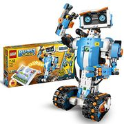 LEGO 17101 Boost Creative Toolbox Robotics Kit, 5 in 1 App Controlled Building