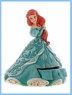 Disney Traditions Ariel Treasure Keepe Figurine Ariel Treasure Keeper Figurine