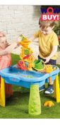 Sand and Surf Water Table