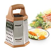 Minlop Multi-Function Six-Side Peeler Stainless Steel Grater Creative Kitchen