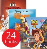 24 Disney Book Collection