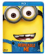 Despicable Me Blu-Ray DVD. Free Delivery