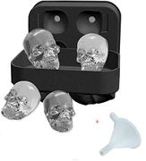 3D Skull Ice Cube Tray Mould - Only £5.99!