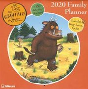 The Gruffalo 2020 Family Planner with Stickers