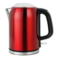 Cookworks Bullet Kettle - Red