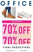 OFFICE Shoe Sale - FINAL REDUCTIONS - up to 70% Off
