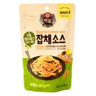 Beksul Japchae Korean Stir-Fry Noodle Sauce, 150 G