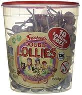 Swizzels Double Lollies Original (130 Lollies) £5