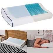 Cheap Contour Cooling Gel Memory Foam Pillow Only £14.95!