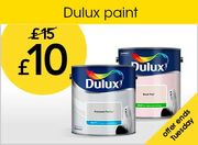 Dulux Standard Coloured Emulsion 2.5L - Save £5!