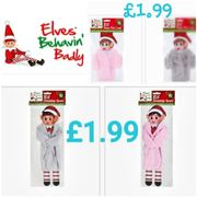 More for the ELVES - £1.99 Each.