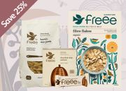25% Savings on Our Breakfast Cereals, Pasta and Oat Bars