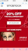 20% off Halloween Edit