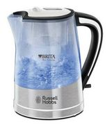 Cheap Russell Hobbs 22851 Purity Brita Filter Clear Plastic Kettle Only £19.99