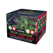 Moving Christmas Outdoor Laser Light with Timer and Remote Control