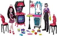 Monster High FCV75 - Family Vampire Kitchen&Dolls