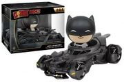 Dorbz Ridez Batman v Superman Batmobile
