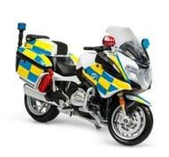 Model Police Motorbike